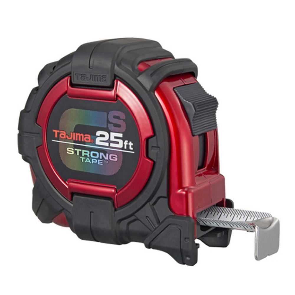 GS Lock 25 ft. Tape Measure