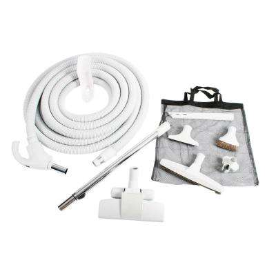 Switch Control Low Voltage Attachment Kit for Central Vacuums