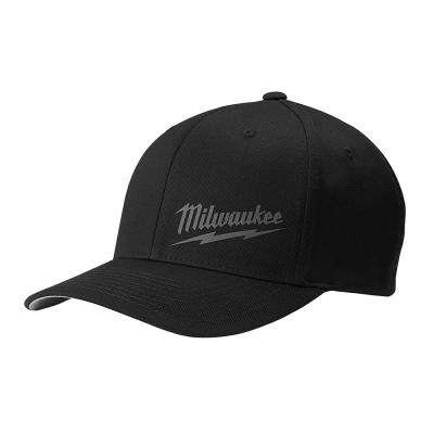 Small/Medium Black Fitted Hat