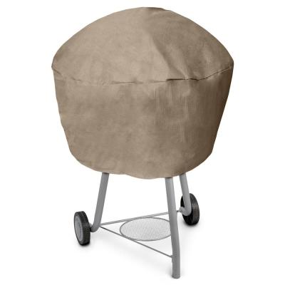 35 in. Dia x 16 in. H Patio Round Fire Pit Cover