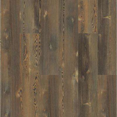 Take Home Sample - Pinebrooke Cottage Resilient Direct Glue Vinyl Plank Flooring - 5 in. x 7 in.