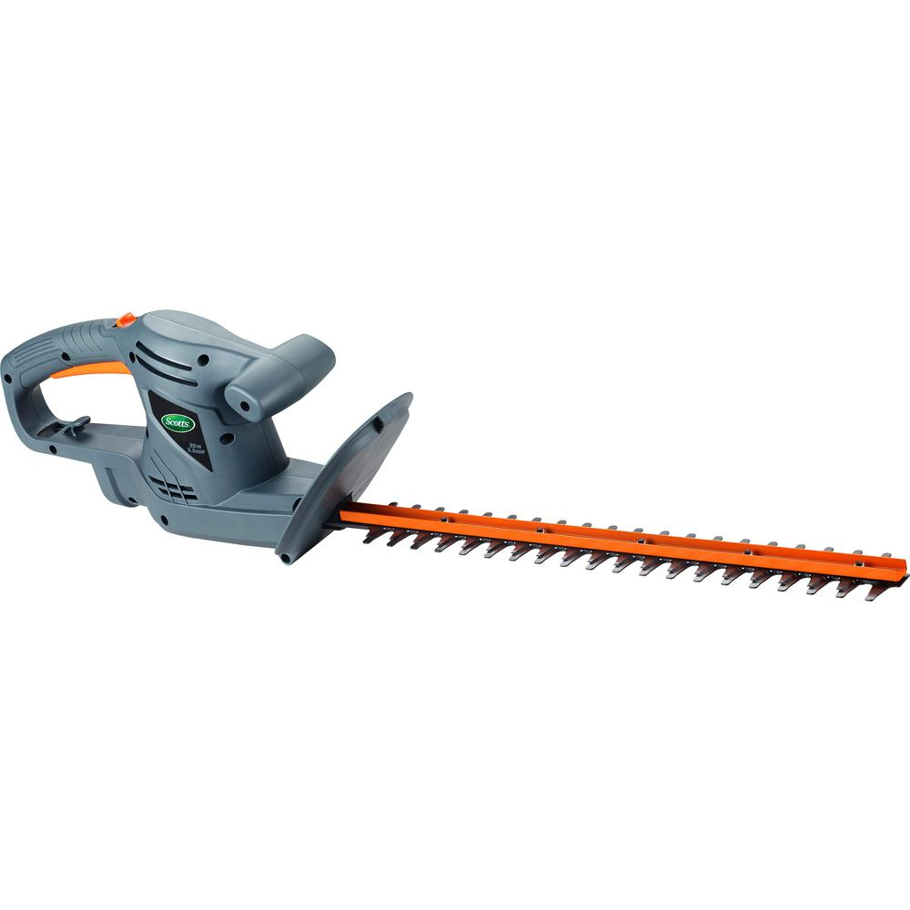 Scotts 20 in. 3.2 Amp Electric Hedge Trimmer