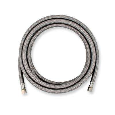 12 ft. Braided Ice Maker Supply Line