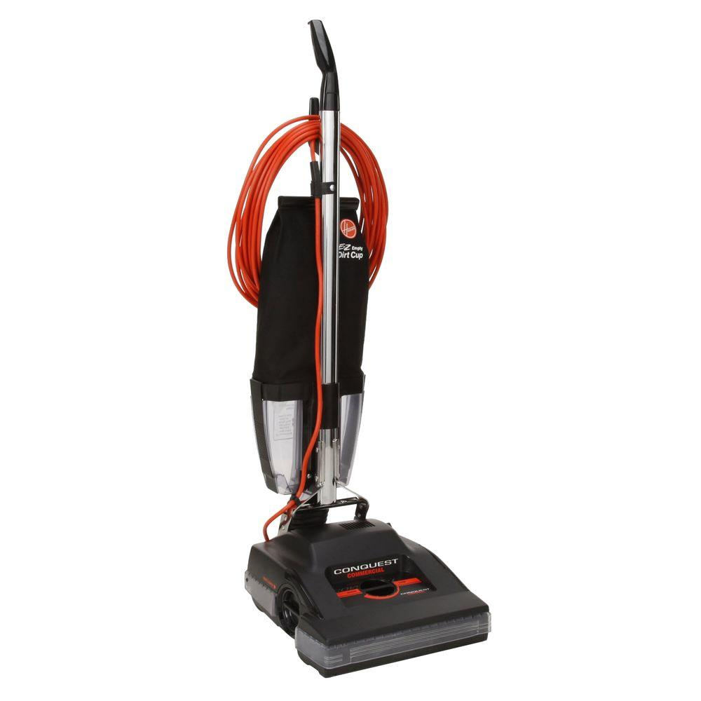 Commercial Conquest 12 In. Bagged Upright Vacuum Cleaner