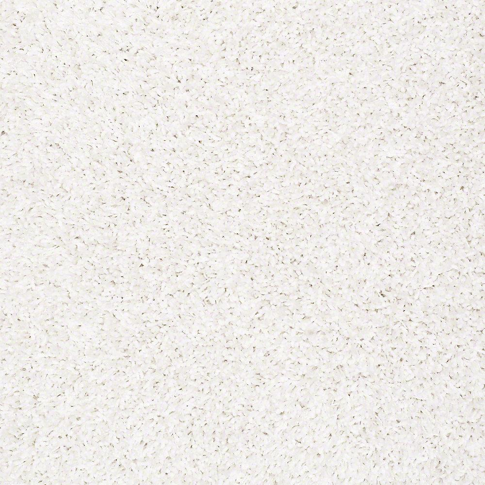 Platinum Plus Carpet Sample Whimsical In Color White Cloud Twist 8 X