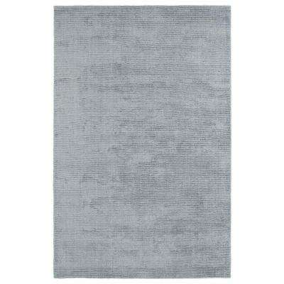 Luminary Silver 8 ft. x 10 ft. Area Rug