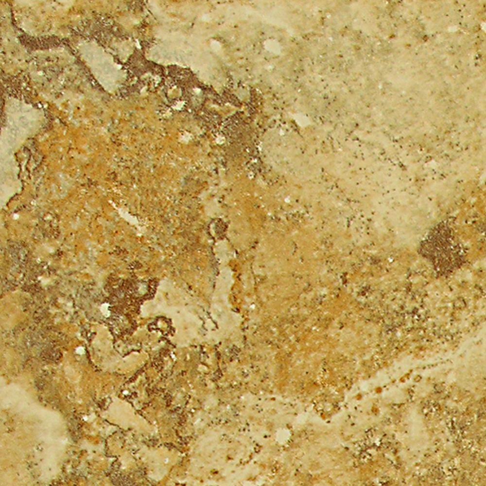 Daltile Heathland Amber 6 In X 6 In Ceramic Wall Tile