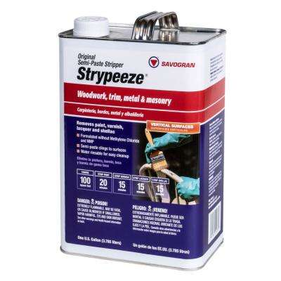 Strypeeze 1G Semi-Paste All Purpose Stripper without Methylene Chloride and NMP