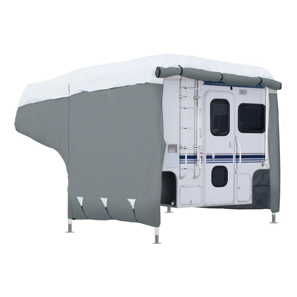 PolyPro3 8 ft. x 10 ft. Deluxe Camper Cover