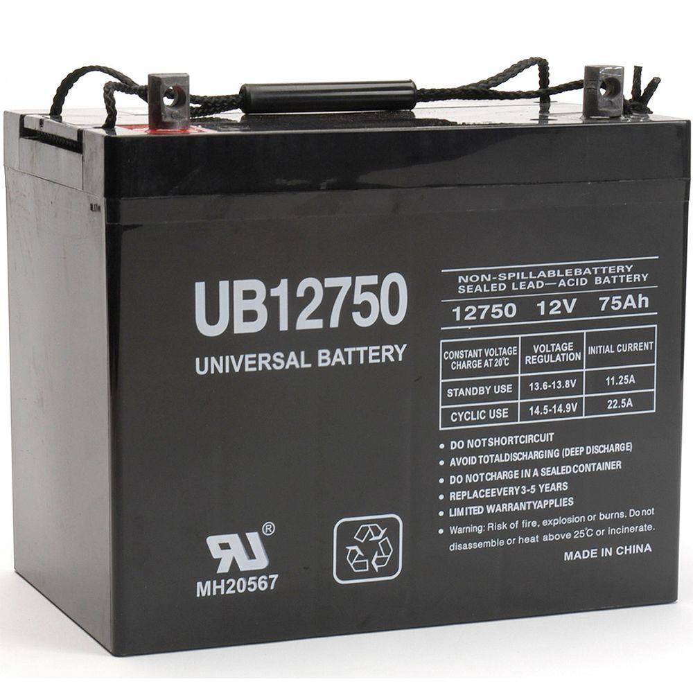 SLA 12-Volt Z1 Terminal AGM Battery