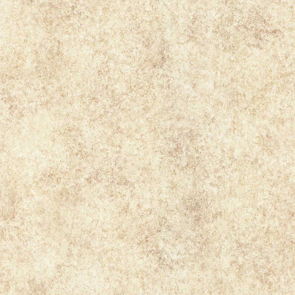 Brewster 8 In X 10 In Ambra Light Brown Stylized Texture Wallpaper