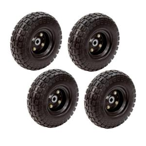 Farm Amp Ranch 10 In No Flat Tire 4 Pack Fr1030 The