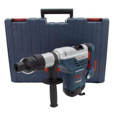 13 Amp Corded 1-5/8 in. Variable Speed Spline Combination Rotary Hammer Drill with Side Handle and Hard Case