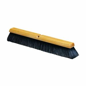 Carlisle 24 inch Fine Sweep Broom, Horsehair Blend (Case of 12) by Carlisle