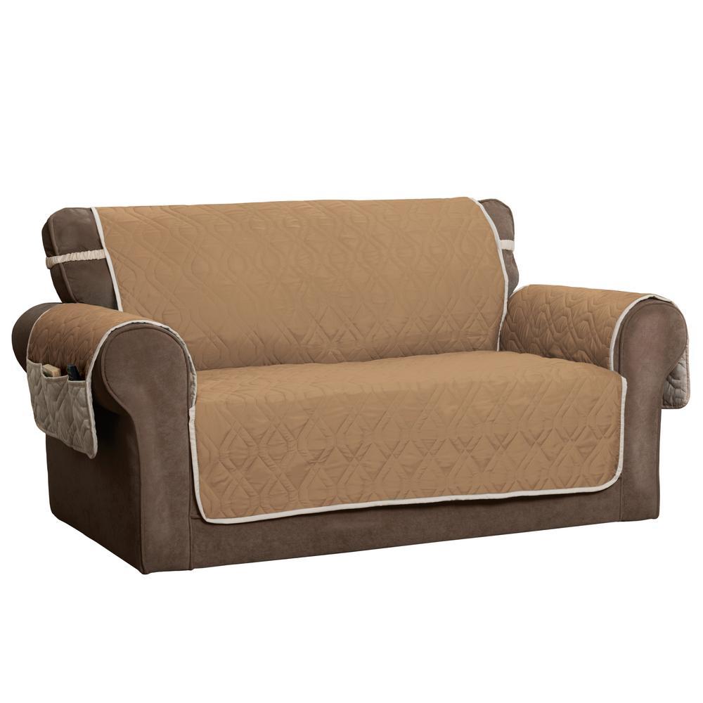 """5 Star Toast Sofa Protector"""