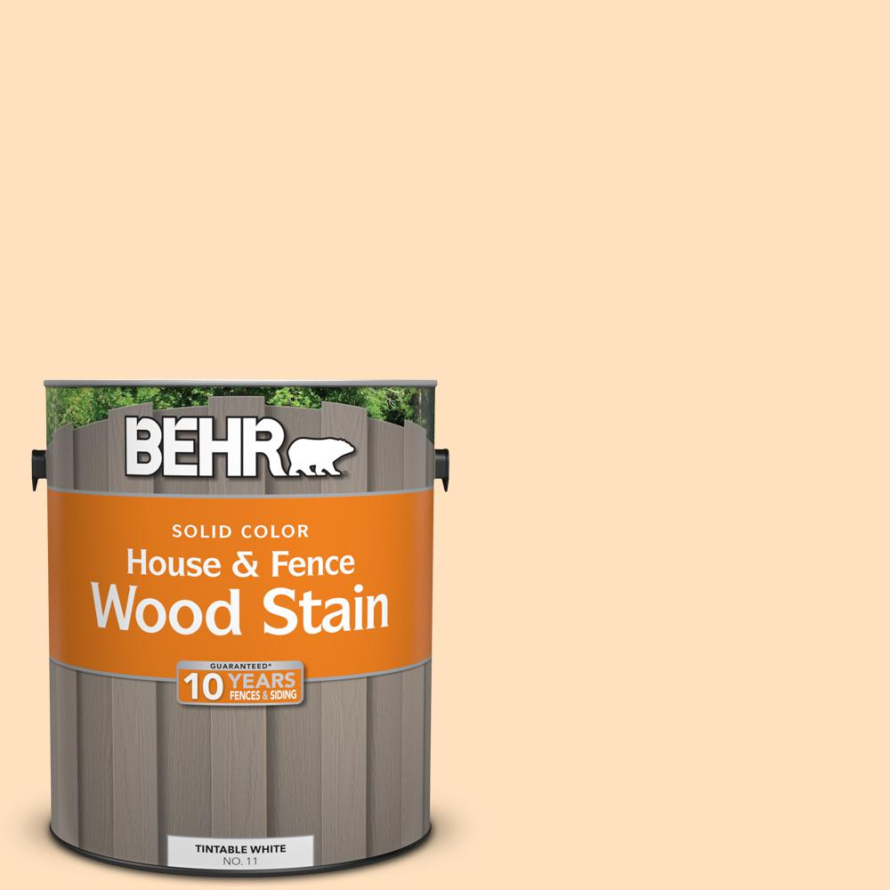 310c 2 Orange Glow Solid Color House And Fence Exterior Wood Stain
