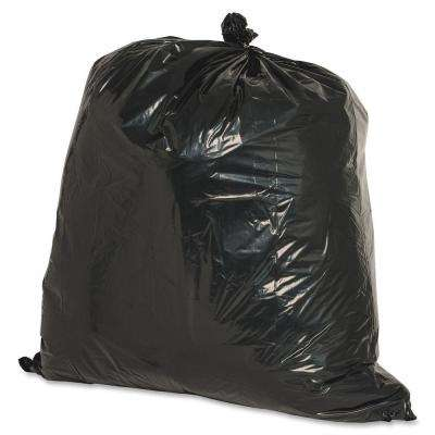 33 Gal. 33 in. x 39 in. 1.65 mil Recycled Heavy-Duty Trash Liners (100/Box)