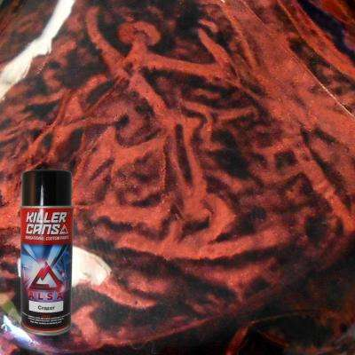 12 oz. Crazer Red Killer Cans Spray Paint