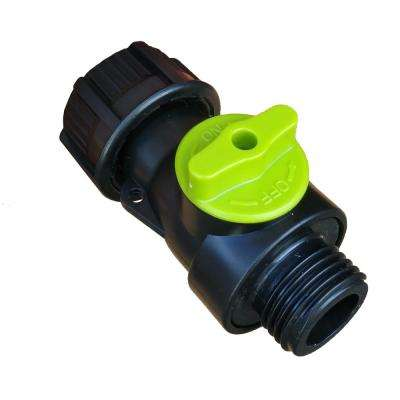 Hi-Flow Plastic Ball Valve Upgrade Kit