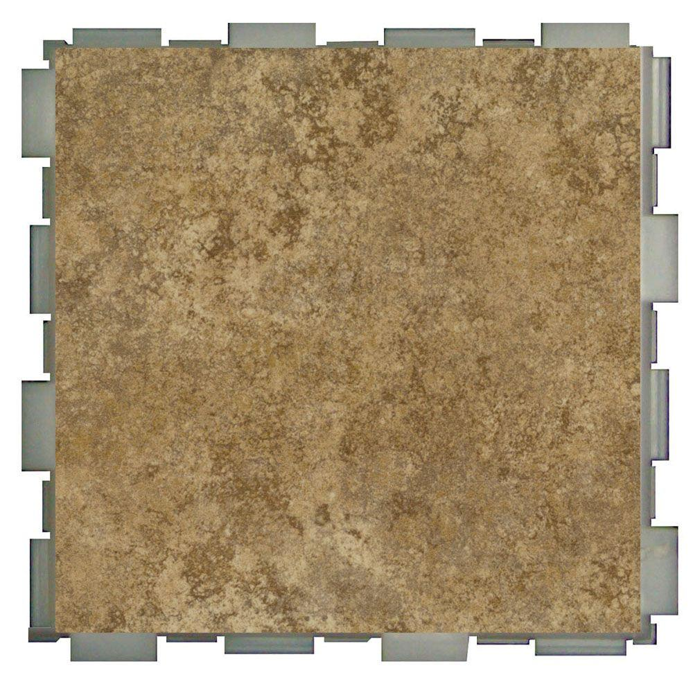 Driftwood 6 in. x 6 in. Porcelain Floor Tile (3 sq.