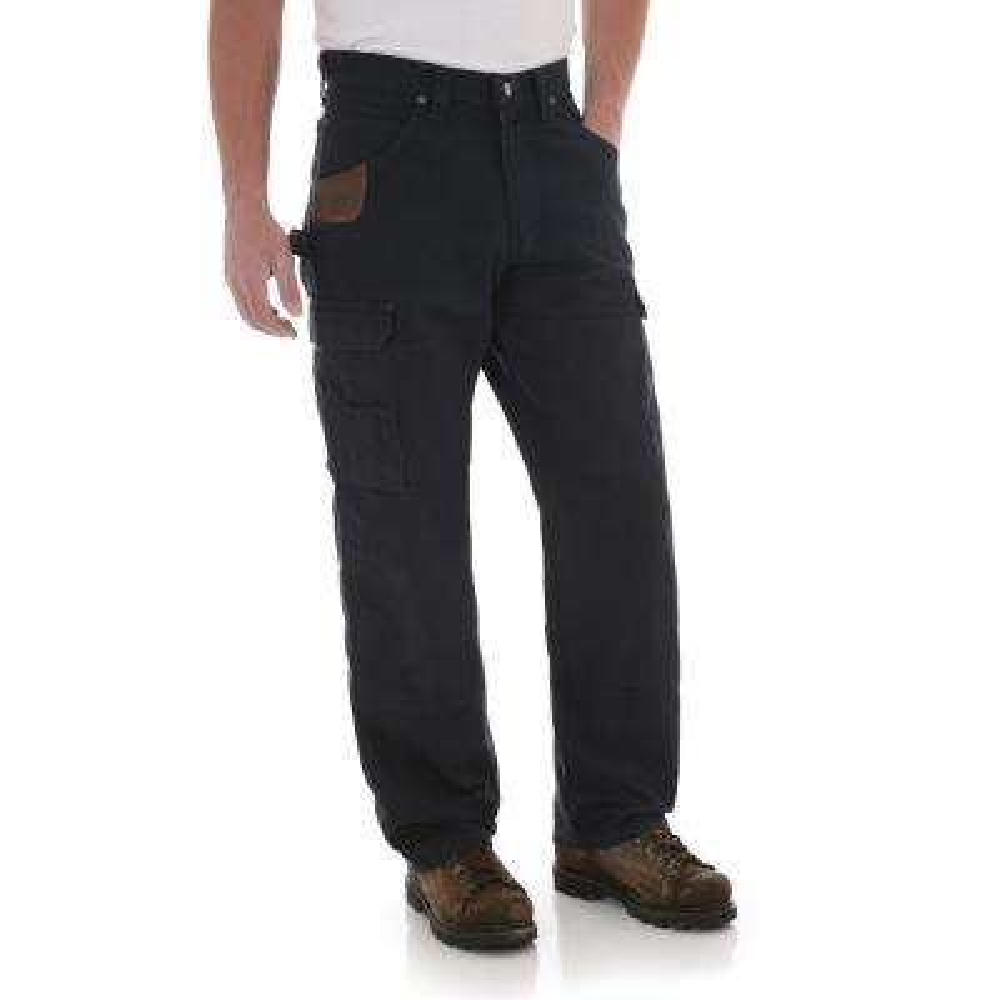 Men's Size 40 in. x 34 in. Navy Ranger Pant
