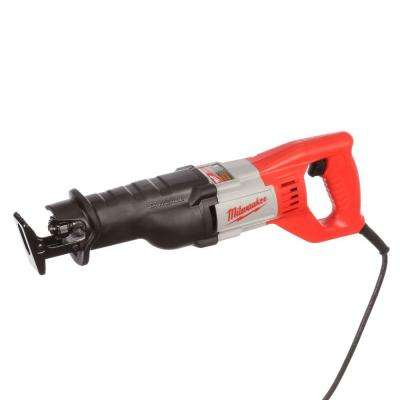 12 Amp SAWZALL Reciprocating Saw with Case