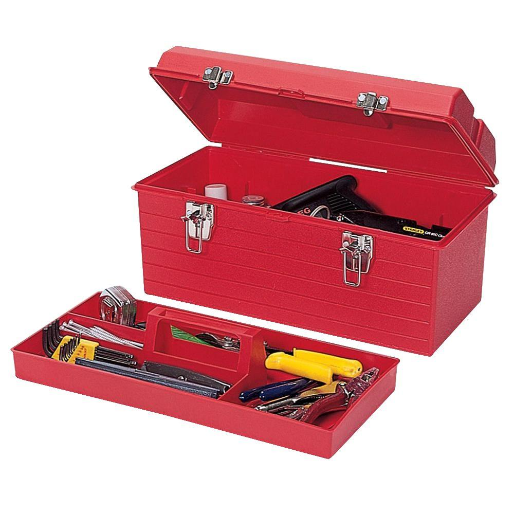 Contico 19 in. Injection Tool Box