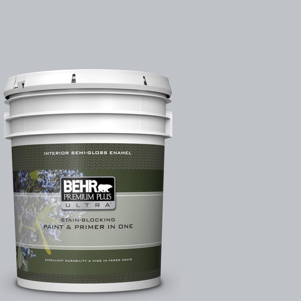 Behr premium plus ultra 5 gal n510 2 galactic tint semi - Best interior paint and primer in one ...