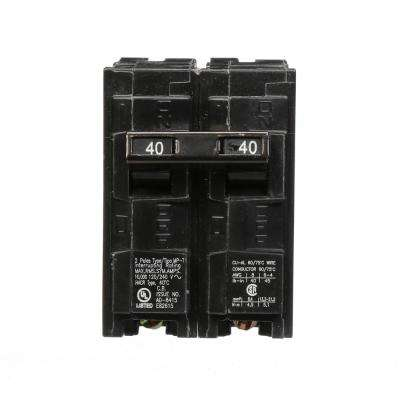 40 Amp Double Pole Type Mp Circuit Breaker