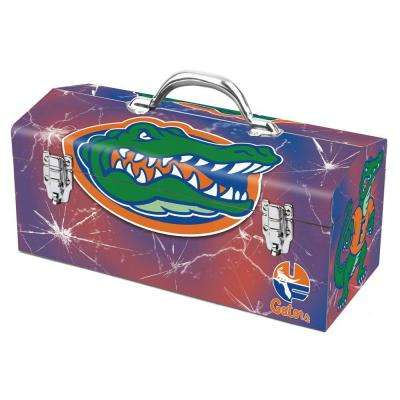 16 in. University of Florida Art Tool Box
