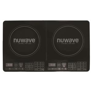 Double Precision Induction Cooktop