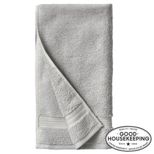Egyptian Cotton Hand Towel in Shadow Gray