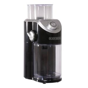 Click here to buy Black & Decker Burr Mill Stainless Coffee Grinder by BLACK+DECKER.