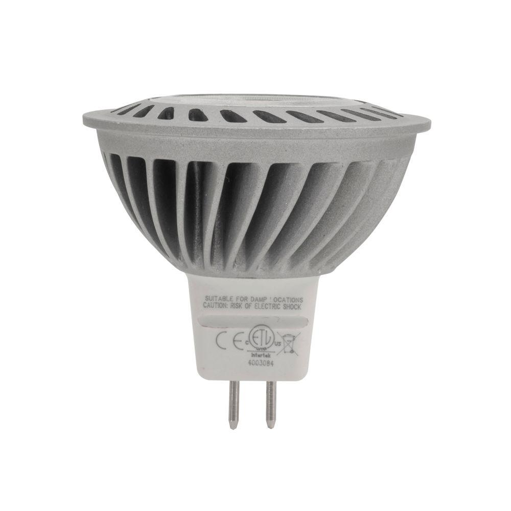 Definity 30W Equivalent Warm White  MR16 Dimmable Flood LED Light Bulb