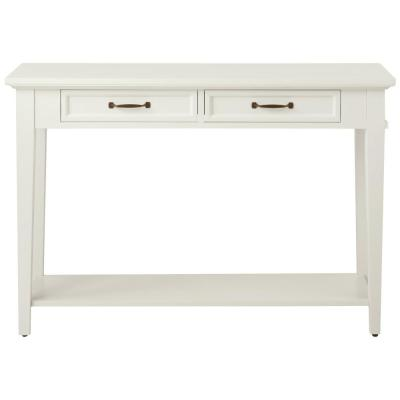 Martin Ivory Storage Console Table