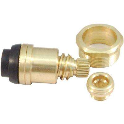 AS-51-NL Cold Stem for American Standard Aqua Seal Lavatory, Kitchen, Tub and Shower Faucets