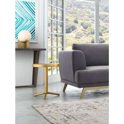 Derby Brass Accent Table
