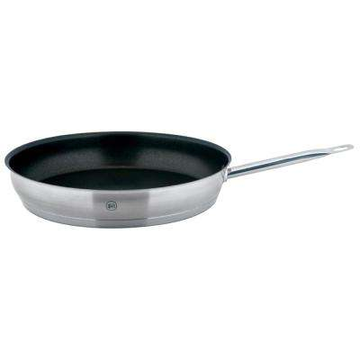 PRO-X 12 in. Stainless Steel Non-Stick Skillet