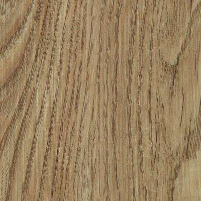Embossed Hickory Natural 7 in. Wide x 48 in. Length Click Lock Luxury Vinyl Plank (23.36 sq. ft. / case)
