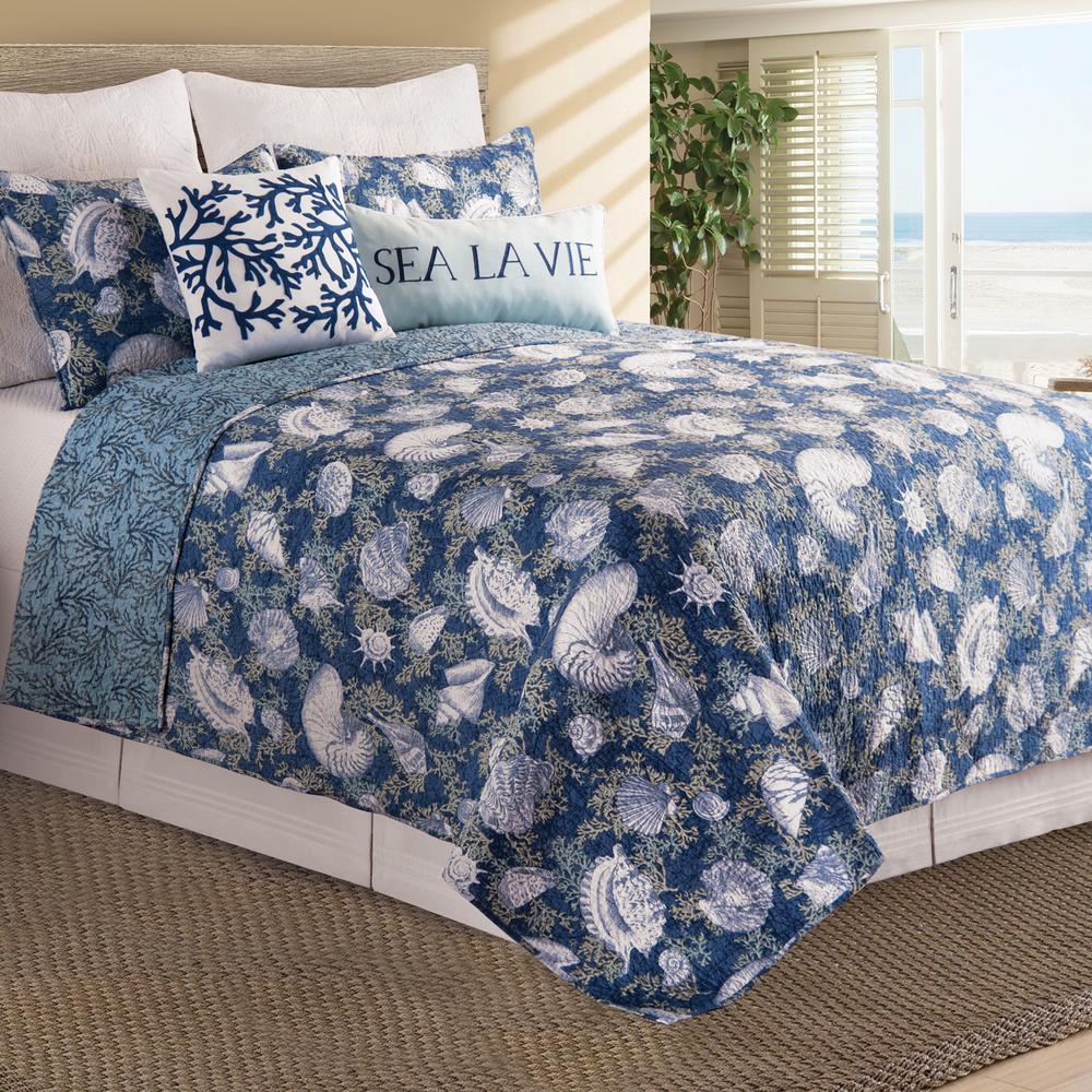 Cape Coral Twin Quilt Set