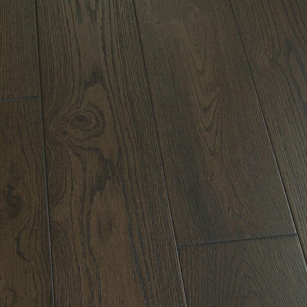 Malibu Wide Plank Take Home Sample French Oak Oceanside Engineered Hardwood Flooring 5 In. X 7 In.