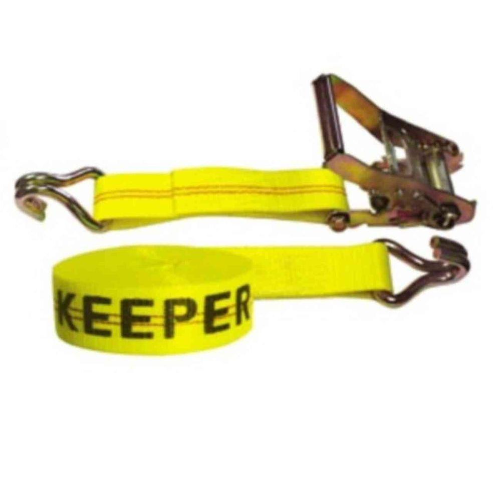 Keeper 16 Ft X 2 In X 10 000 Lbs Ratchet Tie Down 04616