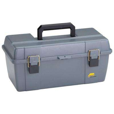 20 in. Tool Box with Tray