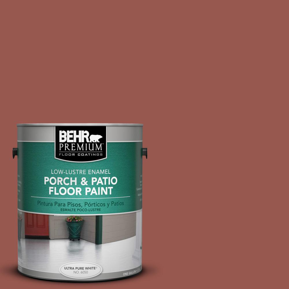 Red Oxide Paint Finish