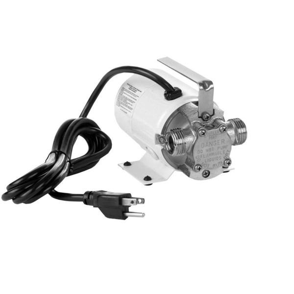 Little Giant 360S Pony Pump Series 0.1 HP Non-Submersible Self-Priming Transfer Pump