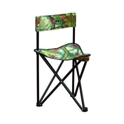Blind Hunting Chair with Blood Trail Camo