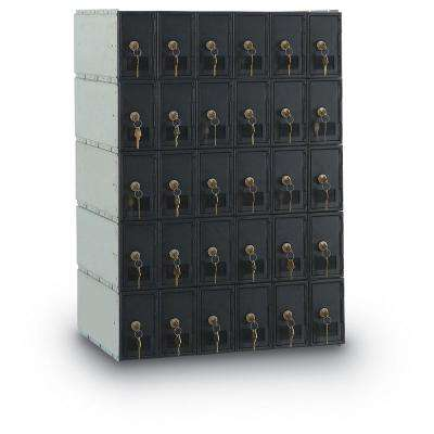 30-Compartment Standard Rear Loading Guardian System
