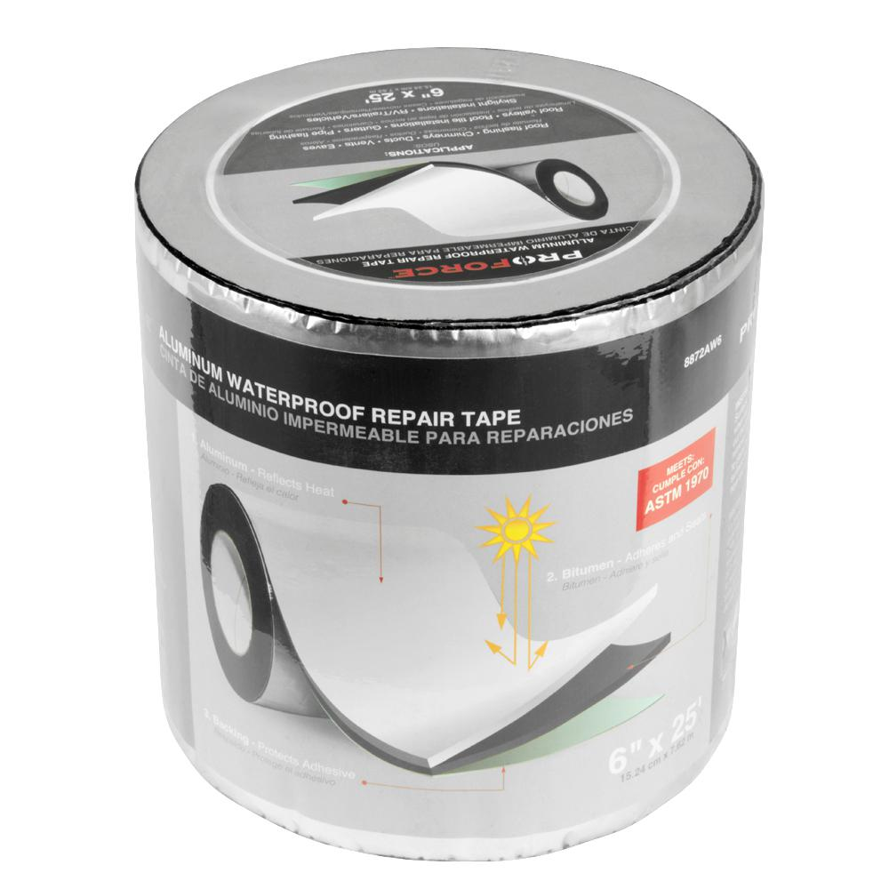 Proforce Waterproof Repair Tape 8872aw6 The Home Depot