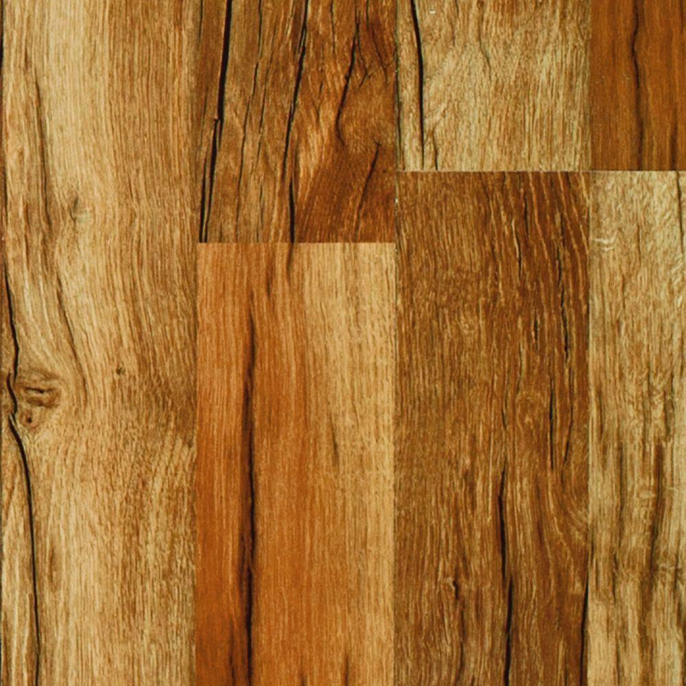 Pergo Presto Nostalgic Oak 8 mm Thick x 7-5/8 in. Wide x 47-5/8 in. Length Laminate Flooring (605.1 sq. ft. / pallet)