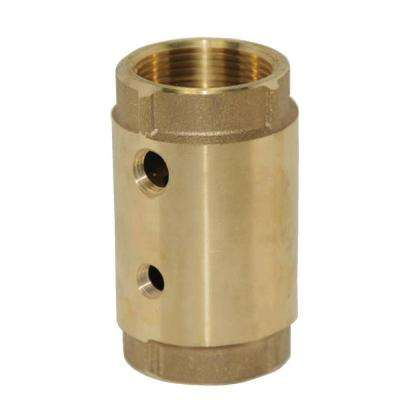 1-1/4 in. Two-Hole Control Center Check Valve